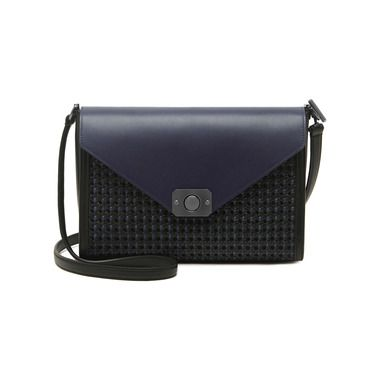 Mulberry - Delphie in Duo Colour Woven Leather