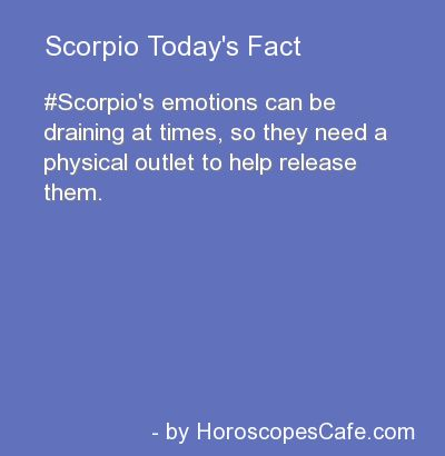 scorpio horoscope physical traits love pisces today cancer