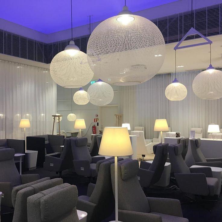 #premium #lounge with premium #service #finnair #feelfinnair #business #worktravel #helsinki #finland