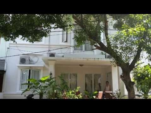Rumah Hook Permata Bintaro Jalan Trulek