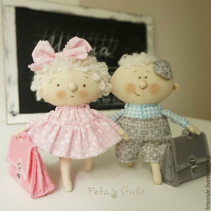 Купить Дошколята Кукла текстильная резерв - кукла малышка, маленькая кукла, Маленькая куколка