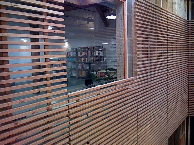 Wood Slat Wall 91 best puitliistudega seinad {wood slat walls} images on