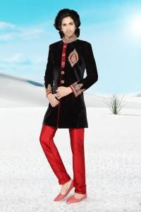 At Nihal Fashions offers Indo-western suits, which is a fusion of the traditional Indian designs and the trendy western patterns. Browse our collection of Indo-western dresses and choose from the best. http://www.nihalfashions.com/us/men/indo-western-suit