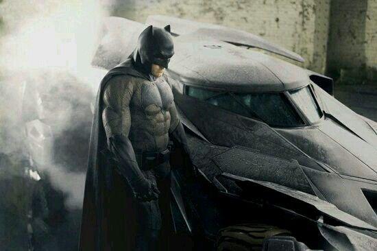New batman 2015
