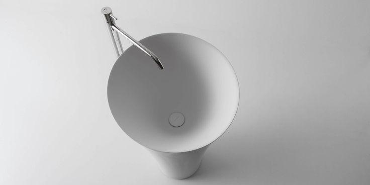 Tuba by Antonio Lupi bathrooms collection #design #interior #interiordesign #home #madeinitaly #italiandesign #london #dimoradesignlondon