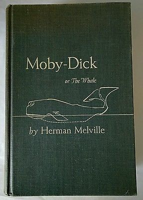 Moby-dick or, the whale 1952 Hendricks house Inc.