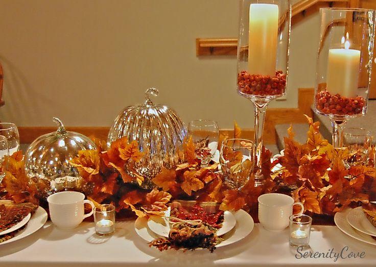 72 Best Thanksgiving Decor Images On Pinterest