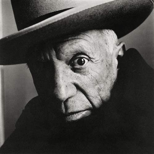 exposition irving penn met new york Pablo Picasso