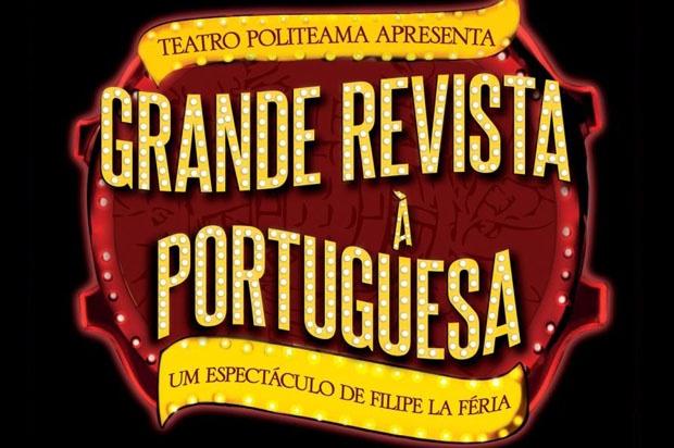 """Passatempo – """"Grande Revista à Portuguesa"""""""