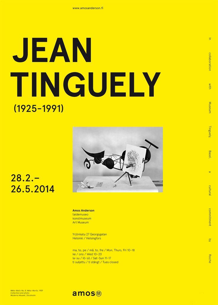 Jean Tinguely (1925-1991) — Tsto