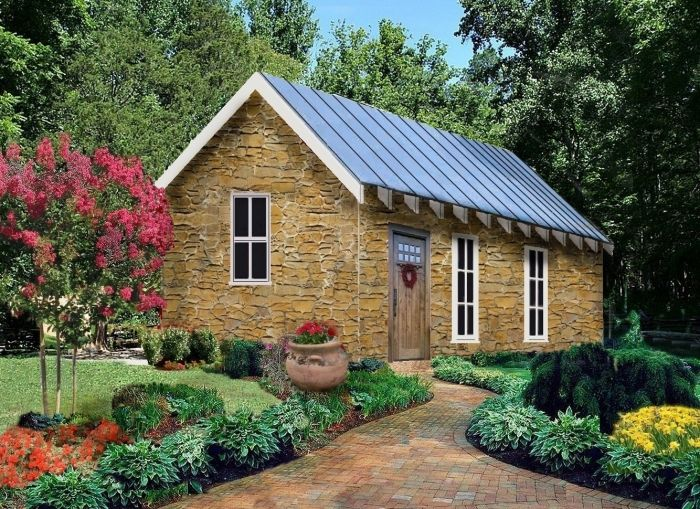 35 best images about texas hill country stone houses on for Mother in law cabins