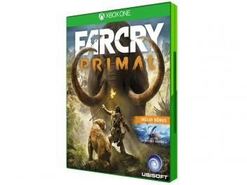 Far Cry Primal - Limited Edition para Xbox One - Ubisoft