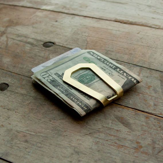 Money Clip | Huckberry