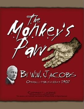 analysis of the monkey s paw Monkey's paw by ww jacobs and the black cat by edgar allen poe 972 words   4 pages monkey's paw by ww jacobs and the black cat by edgar allen poe in this essay, i will be answering all the aspects of the question above, with.