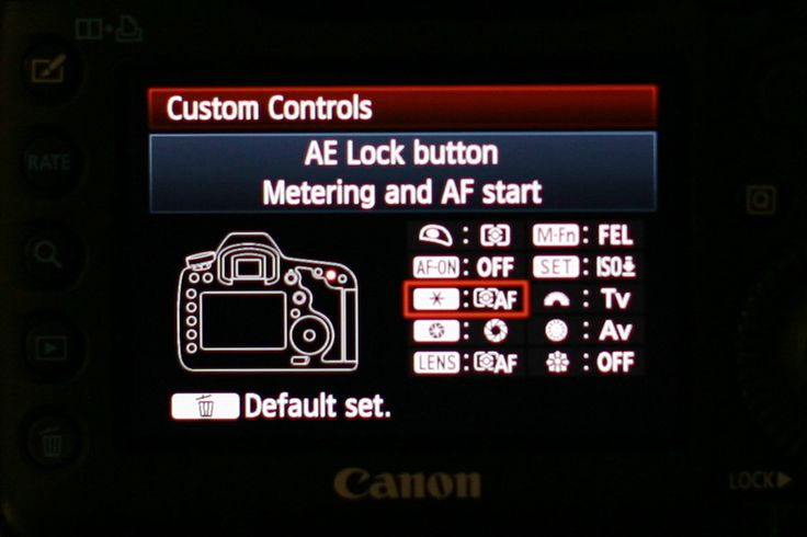 Back Button Focus Settings & Canon 5D Mark III | Wedding Photography Blog | Melissa Jill Photography