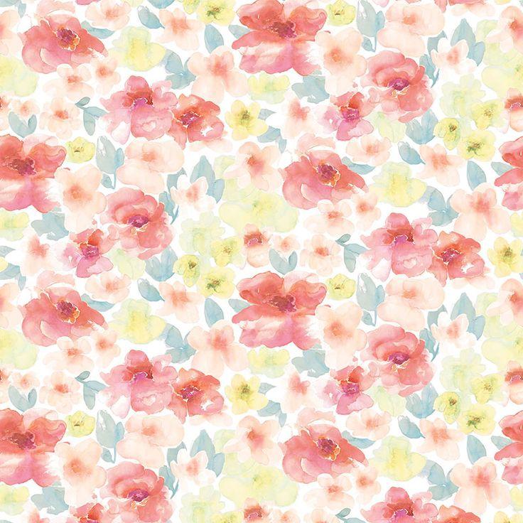 Warwick Fabrics : LIDA SORBET