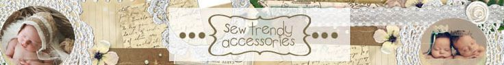 Hand Made Accessories by SewTrendyAccessories on Etsy