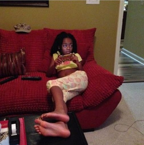 Skai Jackson phone number