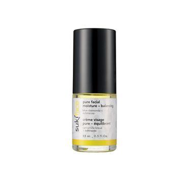 Suki - pure facial moisture - balancing (moisturizing oil) 2 of 5 Stars...too light for eczema skin
