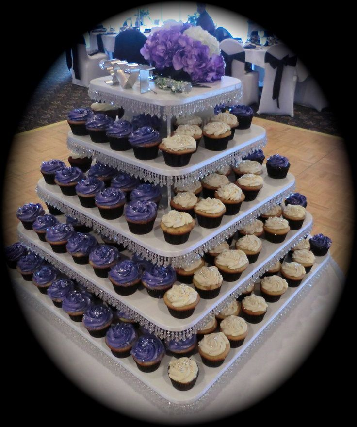 Wedding Cupcake Stand Ideas