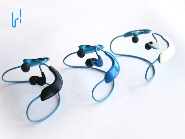Hooke are wireless headphones that provide superior sound and capture 3D Audio.