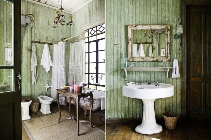 Decorar Baño Antiguo: en Pinterest