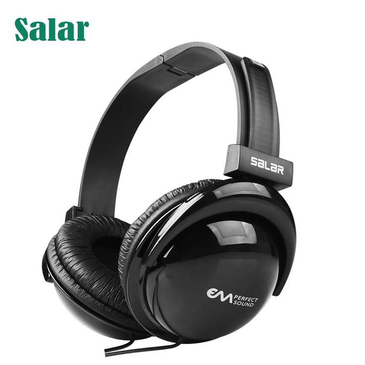 High quality headphones With Microphone For Mobile Phone Xaomi Computer Running Music Headset Laptop PC 3.5mm Sport Big Earphone