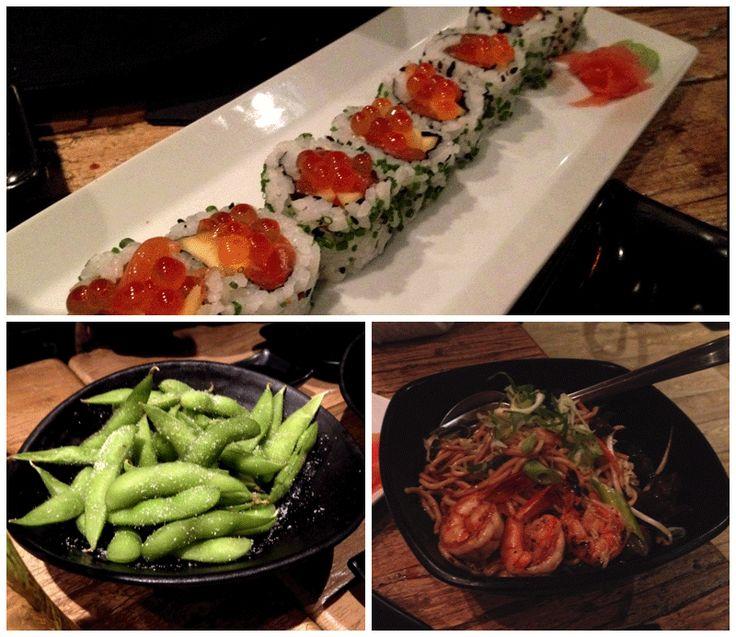 Monster sushi un restaurante japon s para cel acos y para - Restaurante tokyo barcelona ...