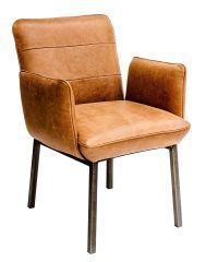 Design #stoel Waltz, Stoere #eetkamerstoel Waltz heeft doorgestikte naden op de rugleuning. Daarnaast is de stof afgewerkt met een bies wat de stoel net iets extra's geeft. De poten kunnen in hout en metaal - See more at: http://pieterszevenbergen.nl/product/stoel-waltz#sthash.VRjSCPr5.dpuf