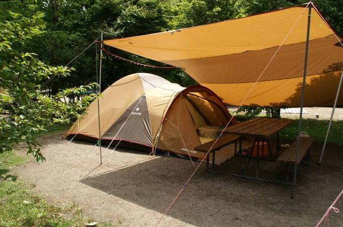 小川張りセッティングテープの自作方法と販売されている3商品をご紹介 魅惑のキャンプ アウトドア タープ テント