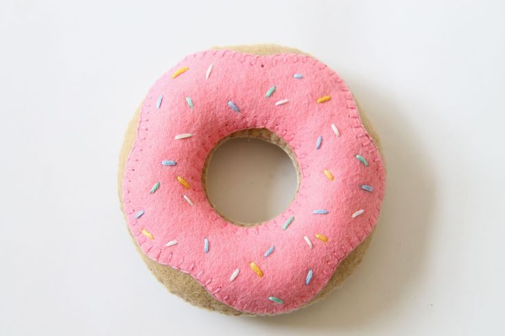 Felt Donut Tutorial