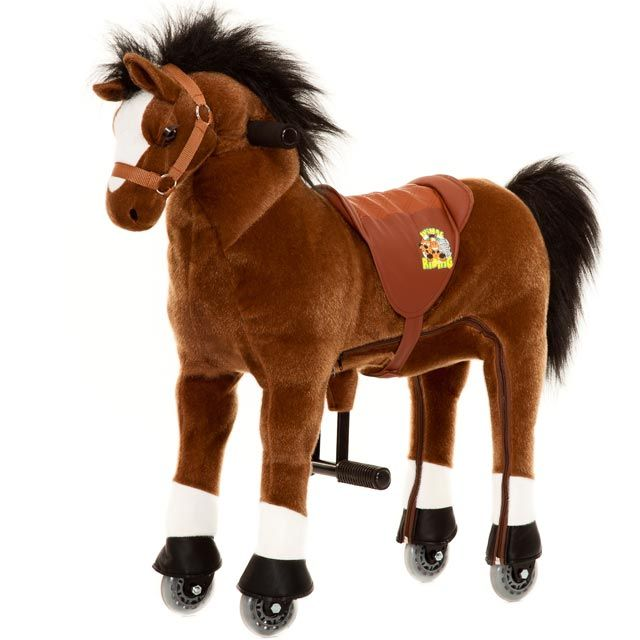 Style Report: Toy Horse from Animal Riding