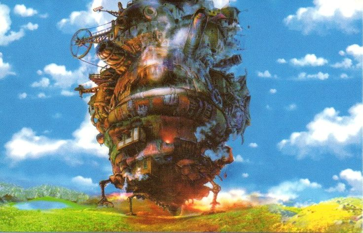 NL-2942193 - Arrived: 2015.02.19   ---   Howl's moving castle