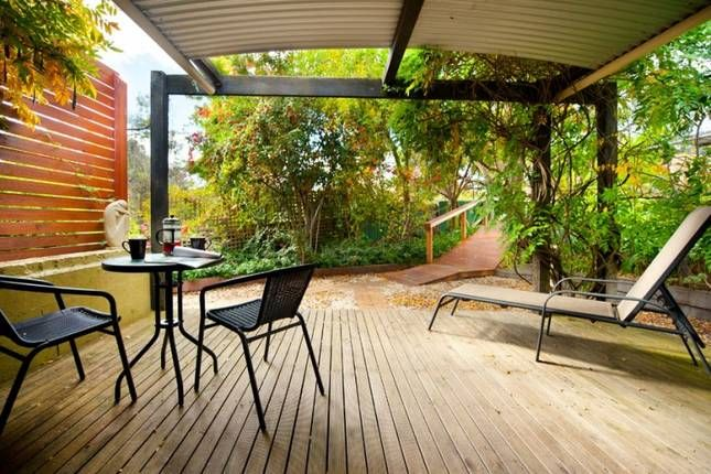 Double Nut Chalets, a Daylesford Self Contained | Stayz