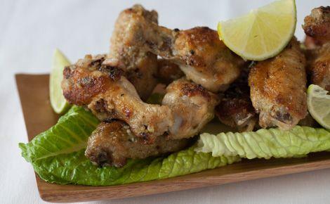 Roast Thai Tea Chicken (380 calories/serving) serve with side salad