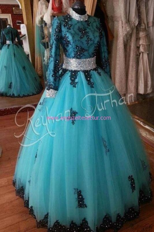 http://www.enguzeltesettur.com/en-guzel-tesettur-nisan-kiyafetleri-elbiseleri/ #reyhanturhan #nişanlık #tesettürgiyim #tesettürnişanlık #turkuaz #dantelli #princess #prenses #kabarık #hijab #turkishwedding #weddingdresses #pinkbridal #islamicbridal #muslimahstyle #muslimahwear #muslimahbridal