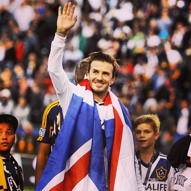 A true legend. David Beckham announces his retirement. Thanks for everything. I'll miss watching him!  #23forlife