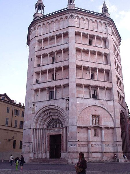 Baptistery of Parma (Benedetto Antelami)