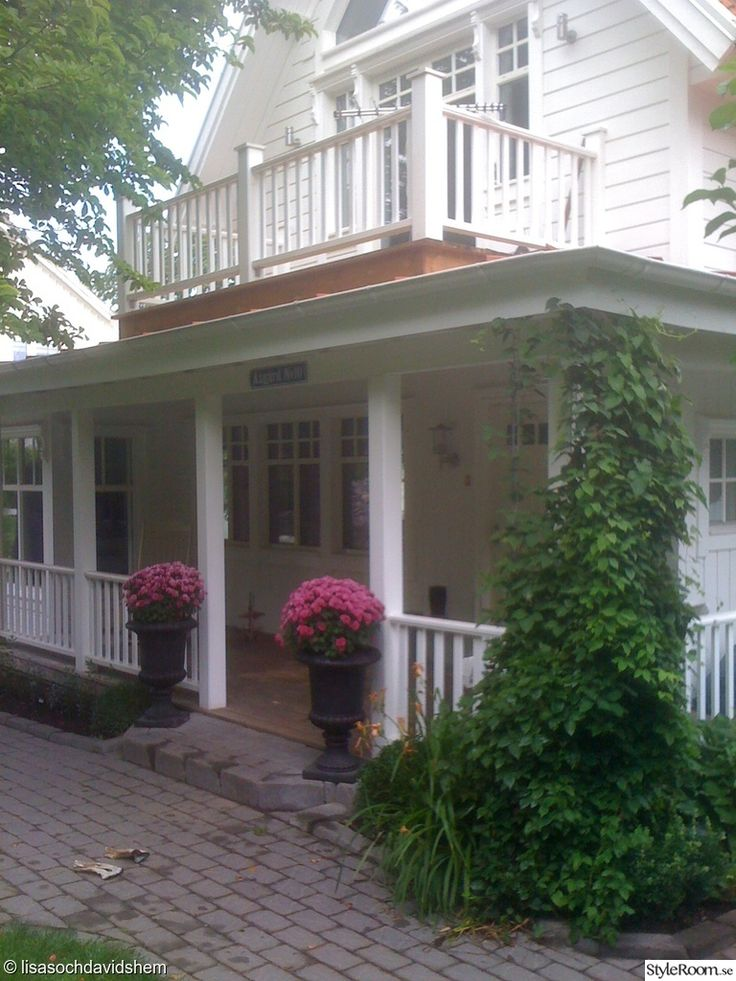 1000 images about amerikansk veranda on pinterest trees for Homes with verandahs all around