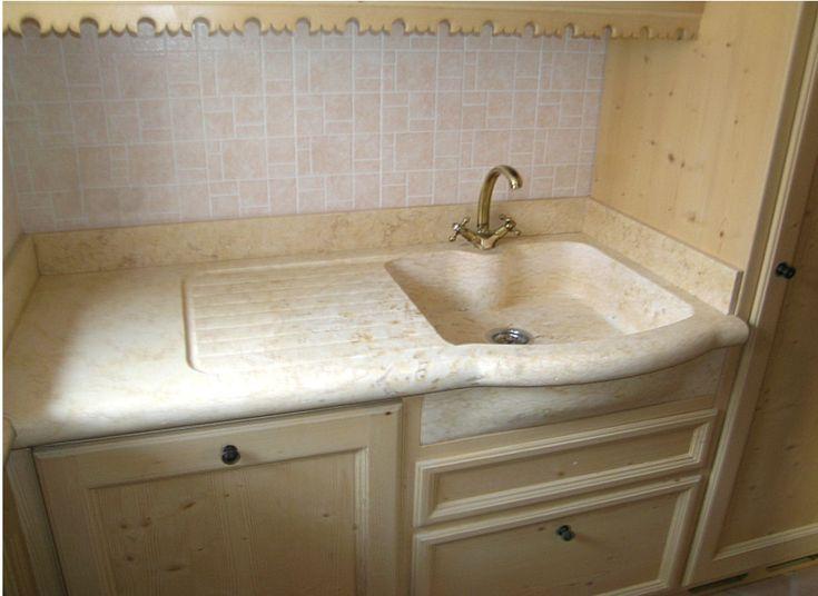 17 migliori idee su lavello in cemento su pinterest bagno di cemento lavandini da bagno e - Piano lavandino bagno ...