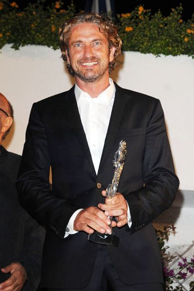 Gerard Butler is Ischias Actor of the Year