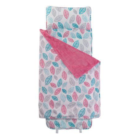 KidKraft Nap Mat - Leaves, Multicolor