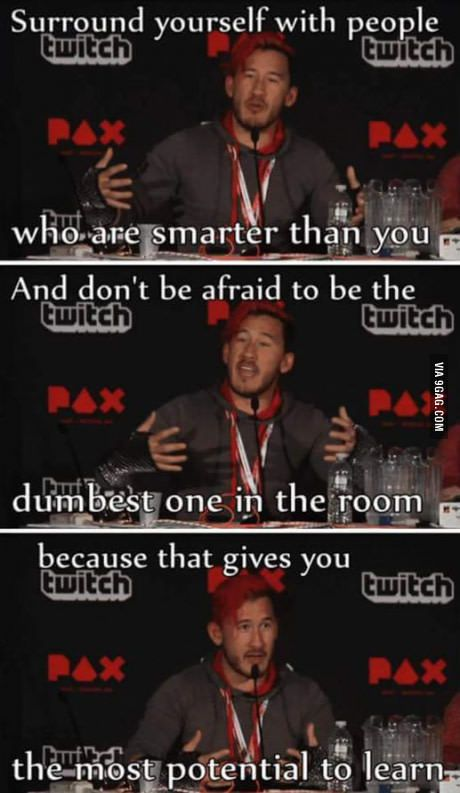 The voice of the generation. Markiplier ladies and gents.