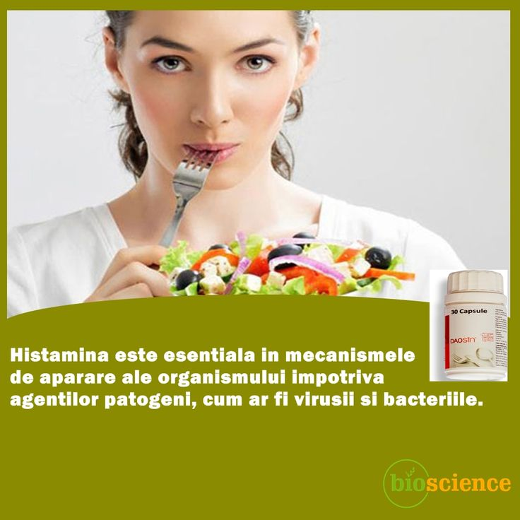 DAOSIN este singurul supliment alimentar din lume destinat tratamentului intoleranței la histamină. Se estimează că aproximativ 2-3 % din populația generală suferă de această afecțiune, din nefericire, subdiagnosticată. Pentru mai multe detalii: http://goo.gl/MUtjxD