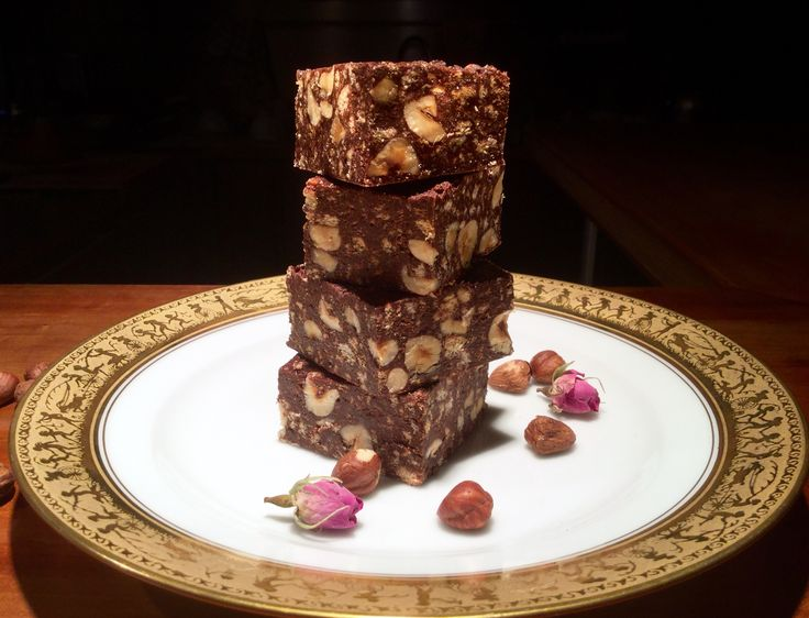 no-bake Brownies recipe on my blog: www.cukit.it