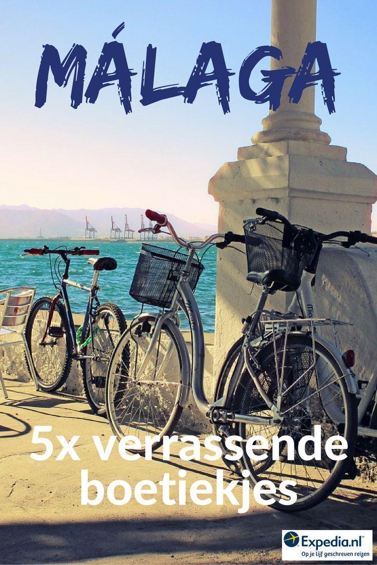 5x verrassende boetiekjes in Málaga, Spanje || Expedia.nl