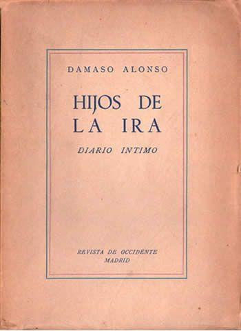 Esta imagen nos muestra la publicación de una de las obras más importantes de Dámaso Alonso y también contiene un Haiku con amplia información sobre dos grandes autores de esta época Dámaso Alonso y Camilo José Cela.