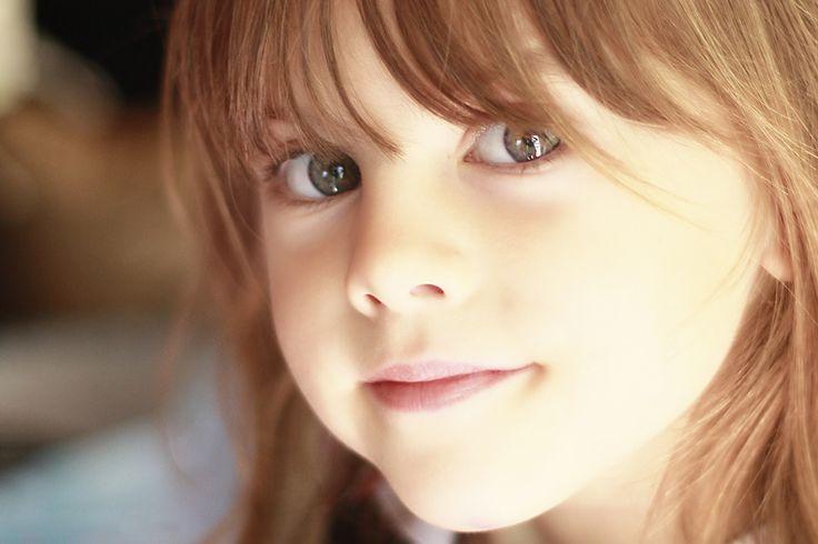 Retrato de niños - En primer plano - Miradas