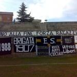 Calcio e musica con Ultras Sora, canzone rap di Spacca » Football a 45 giri | Football a 45 giri