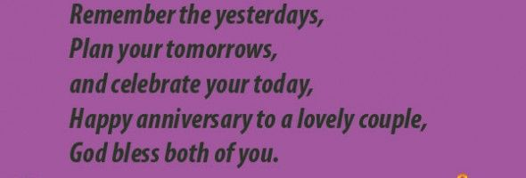 happy anniversary message to a couple Archives - Information Nine